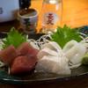 Choukyuusakaba - 料理写真:お刺身1人前