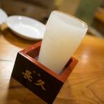 長久酒場 - 日本酒