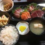 和風かふぇ 大翔屋 - 料理写真:刺身定食