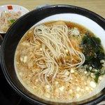 そば処 遠藤 - 蕎麦は・・
