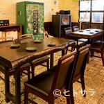 浅草鉄板太郎 - デートにぴったりな落ち着いて穏やかな空間