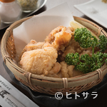 鶏匠 - 絶妙なバランスの味付けが鶏本来の旨味を味わえる『秘伝ダレの極旨唐揚げ』