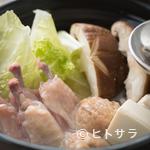 鶏匠 - 鶏白湯の水炊き鍋