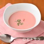旬菜リビング キョーヤ - この一皿で全ての栄養がとれてしまうほど、種類豊富な野菜がたっぷりと入った『命のスープ』