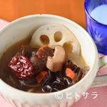 旬菜リビング キョーヤ - 薬膳スープ