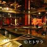 日本料理 花遊膳 - 生簀の活魚と、着物の仲居がもてなすワンランク上の贅沢な時間