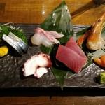 魚椿 - 7種盛り