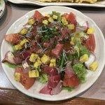魚谷 - 海鮮サラダ