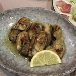 魚谷 - かきバター醤油焼