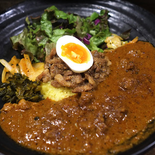 SPICY CURRY 魯珈 - 料理写真: