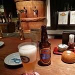 黄桜酒場 - ブルーナイル700円