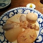 黄桜酒場 - おでん880円
