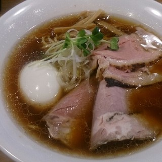 麺屋福丸 - 料理写真:特選鴨だし醤油ラーメン 1,000円