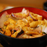 季節料理 いすず - ウニ丼