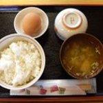 弓削多醤油 醤遊王国 - 料理写真:たまごかけご飯