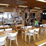 弓削多醤油 醤遊王国 - 2階軽食コーナー