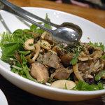 CAFE;HAUS - 砂肝のコンフィサラダ
