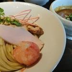 つけ麺一燈 - 海老味噌つけ麺・並 950円