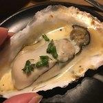81602044 - 蒸し牡蠣ーごぼうのブールブランソース