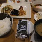 ジョナサン - 豆腐ハンバーグ定食