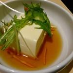 韓感 - 付け合せ 豆腐