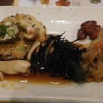 ジョナサン - 豆腐ハンバーグと惣菜