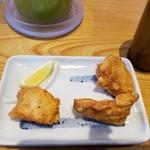桶狭間タンメン - タンカラ(鶏ムネ唐揚げ)