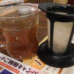 ジョナサン - 黒豆韃靼蕎麦茶