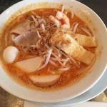カフェ・シンガプーラ 海南鶏飯 - カトンラクサ