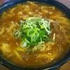 加寿屋 - 料理写真:カレーかすうどん850円