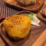 鉄板Dining祇園 翔 - チーズ焼きおにぎり焼きおにぎり