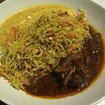 アプサラ レストラン&バー - スリランカヌードル&カレー