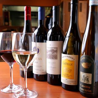 ソムリエシェフが選ぶ絶品ワイン