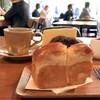 タロ コーヒー - 料理写真:あんバターサンド