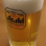 お食事処 さくら - 生ビール