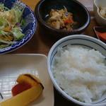 ばあちゃん家 - 料理写真:おまかせ定食