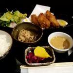 わか菜 - カキフライ定食
