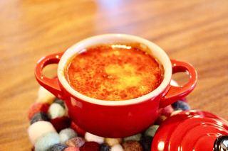 カプリ コーヒー ビーンズ - クレームブリュレ(¥320)