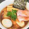 ラーメン 赤青 ムラサキ - 料理写真: