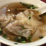 梅蘭 - 雲呑スープ