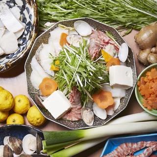 【月替わり鍋】毎月おすすめのお鍋をご提供