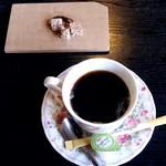 三峯神社 小教院 - ブレンドコーヒー 540円