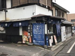 藤田九衛門商店 - 外観