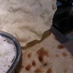 ミナミ キッチン - 2度目○+Chappati ○+Appalam