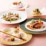 レストラン アンソレイユ -