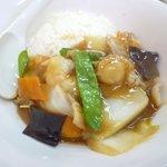 中國口福食坊・花杏 - 中華飯