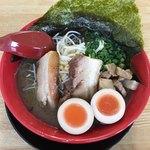 麺屋剛 - 料理写真:「薩摩ブラックスペシャル」991円(東武池袋店「大鹿児島展」)