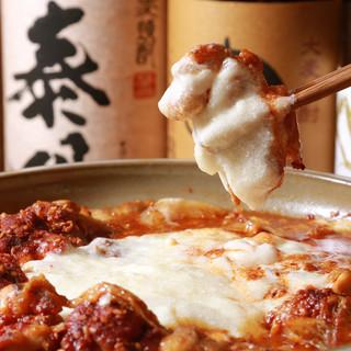 人気のチーズタッカルビ付き食べ飲み放題コース3時間制ご用意!