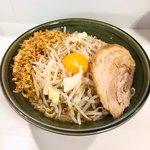ハイパーファットン - 料理写真:小汁なし豚1枚
