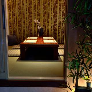 《記念日・接待など》予約必至の大人気◆掘りごたつ完全個室